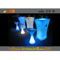 Wholesale LED Bar Tables Built-in rechargeable battery & RGB LED light from china suppliers