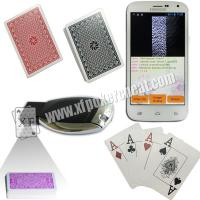 Wholesale Royal Big Number Wide Size Side Barcode Marked Poker Cards For Poker Predictor from china suppliers