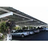 Buy cheap Car Shed PV Carport Solar Systems Solar Panel Racking Systems Renewable Energy from wholesalers