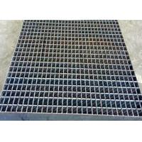 China Metal Grate Flooring For Decks Untreatment Surface Low Carbon Steel on sale
