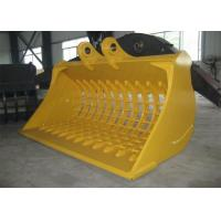 Wholesale Single Cutting Edge Excavator Screening Bucket For Caterpillar CAT 320 Excavator from china suppliers
