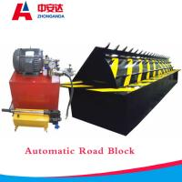 Buy cheap Anti Terrorist Hydraulic Automatic Remote Control Parking Blockers For Vehicle Access Control from wholesalers