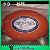 Wholesale Advertising Inflatable Helium Ball with Full digital printed for lifting persons from china suppliers