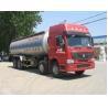 HOWO front four rear eight cement mixer (CSC5310GFLZ Chu Sheng cement mixer ) for sale