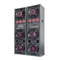 Wholesale Dual Equalizer Portable Bluetooth PA Speakers For Concert , Active Outdoor Speakers from china suppliers