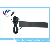 Wholesale Dual Band VHF UHF Outside Digital TV Antenna Freeview HD / DAB Radio Fitted With Magnetic Base from china suppliers