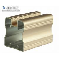 Wholesale Bronze Anodized Aluminum Window Extrusin Profiles , With Finished Mchining from china suppliers