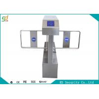 Wholesale Intelligent Security Swing Barrier Gate Access Tripod Turnstiles from china suppliers