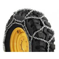 China Square Shape Car Tire Chains , High Quality Tire Cable Chains on sale