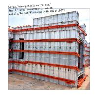 China Best Selling Concrete Panel Formwork Aluminium Alloy Formwork Beam/Formwork H20 Timber Beam/Aluminium formwork system for sale