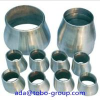Wholesale ASTM A403 / A403M WP321 ASME B16.9 Stainless Steel Concentric / Eccentric reducer from china suppliers