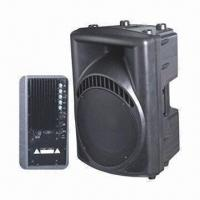 China Full Range Speaker Cabinet with Active and Powered System Type on sale