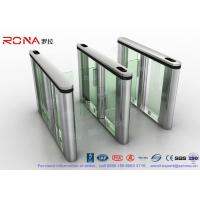 China Entry Control Speed Gate Turnstile Luxury Speed Stainless Steel Barrier Gate on sale