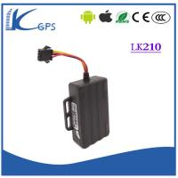 Wholesale Professional Vehicle GPS Tracker With Anti - theft Tacking Car GPS Tracker Device With External Power Cut Alarm from china suppliers