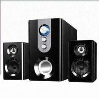 Wholesale 2.1CH Speaker with 40W Subwoofer and 15W Satellite from china suppliers