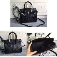 Wholesale 30cm 35cm high quality women alligator cowskin european brand purse L-RB35 from china suppliers