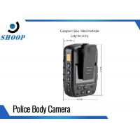 Wholesale HD Infrared Night Vision Portable Body Camera Recorder 1080P Live 8 Hours Working Time from china suppliers
