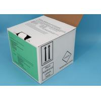 Wholesale CFR84 7 Slot 95kPa Specimen Transport Bag Absorbent Meidcal Paper from china suppliers