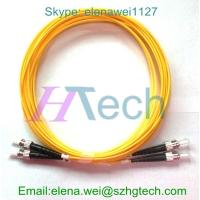China 1/2/3/4/5/6/10Meter ST SM DX Patch Cord, ST/ST Patch Cord In Fiber Optic on sale