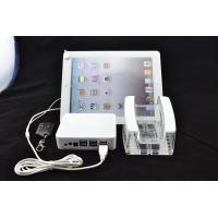 Wholesale COMER Transparent Acrylic Display counter Stands tablet security alarm controller stand from china suppliers