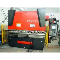 Buy cheap Bending Sheet Metal Press Brake Machinery Digital Display 800KN Presure from Wholesalers