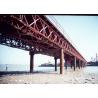 Buy cheap Q345B-Q460C Rigid Frame Bridge Bailey Truss Bridge from wholesalers