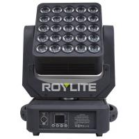Wholesale RGBW 15w 5 X 5 Matrix 6° Led Moving Head Wash For Stage Lighting from china suppliers
