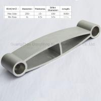 Extruded Aluminum Profile with RoHS, CE, ISO14001 Qualicoat Certified for sale