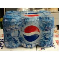 Wholesale PE Heat Shrinkable Shrink Packaging Material Shrink Plastic Film For Beverage Bottles from china suppliers