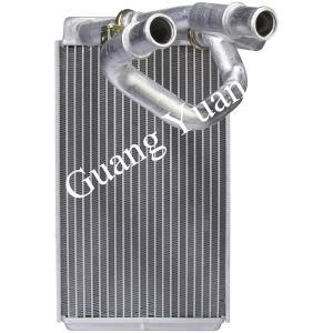 Low Noise Nissan Frontier Radiator , Welding Aluminum Radiator Anti Corrosion