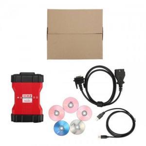 Buy cheap Wifi VCM ii 2 in 1 Mazda VCM 2 scanner IDS V96.04 JLR V142 from wholesalers