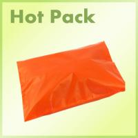 Wholesale HDPE color printing poly mailer bag with adhesive flap from china suppliers