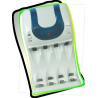 230V 50Hz / 120V 60Hz / 2.4v, 4.8V LED alkaline AC DC Battery Charger (50mA) for sale