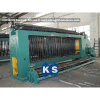 China Automatic Gabion Box Hexagonal Wire Netting Machine High Speed 3.5 Meter Per Minute on sale