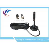 Wholesale 30dBi Sucker Whip VHF UHF Digital Antenna RG174 Coaxial Cable ROHS Approval from china suppliers