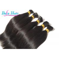 Wholesale Indian Silk Straight 100% Human Hair Bulk 22 or 24 inch hair extensions Bulks from china suppliers