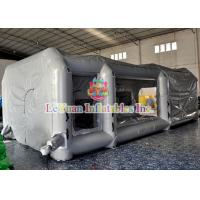 Wholesale Customized Mobile Automatic Inflatable Spray Paint Booth / Car Tent Cover from china suppliers