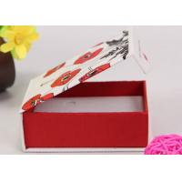 Wholesale Luxury Printed Magnetic Gift Box / Retail Packaging Boxes Book Shape from china suppliers