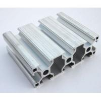 Wholesale 6005 / 6063 T5 Extruded Aluminum Framing , Assembly Line Profile For Electromechanical Parts from china suppliers