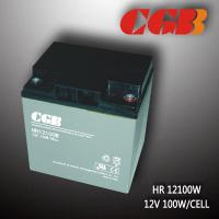 Wholesale Maintenance Free High Rate Discharge Battery HR12100W 12V28AH High Discharge Batteries from china suppliers