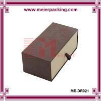Wholesale Customized umbrella paper packaging box, rigid black cardboard drawer gift box ME-DR021 from china suppliers
