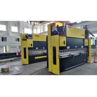 Buy cheap Delem System Steel CNC Hydraulic Press Brake 120T Amada Toolings 380V / 50HZ from Wholesalers