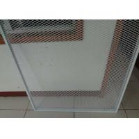 2mm Thickness Expanded Metal Sheet Galvanized Powder Coated Guard 96inch * 27ft For Window Door