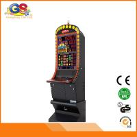 Wholesale Find Interesting Home or Commercial Use Skill Stop Slot Game Machine Tables with Hopper Bill Validator from china suppliers