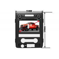 Wholesale 8 inch USB iPod GPS FORD F150 DVD Player Car Video Navigation System from china suppliers