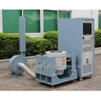 China Sine Random Vibration Testing Machine Fixture Design 1-2500 Hz Frequency Range on sale
