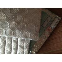 Wholesale Reflective Bubble Wrap Heat Insulation With Cloth Heat Insulation Materials 1.2x30m from china suppliers