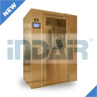 Wholesale Single Door Cleanroom Air Shower Computer Auto Control For GMP Clean Room Project from china suppliers