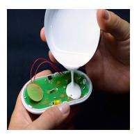 Buy cheap Condensation Electronic Potting Compounds Silicone from wholesalers