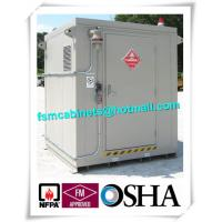 Wholesale Hazardous Material Storage Building , Chemical Storage Buildings For Flammable Liquids from china suppliers